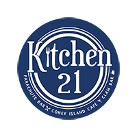 Kitchen 21 Logo